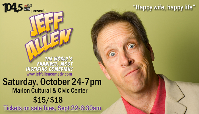 Come and laugh with us!